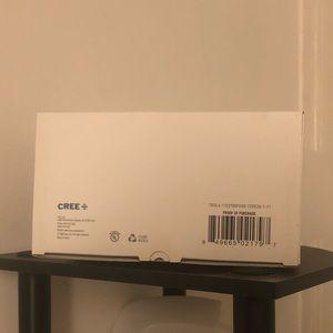 Accessories - A white box